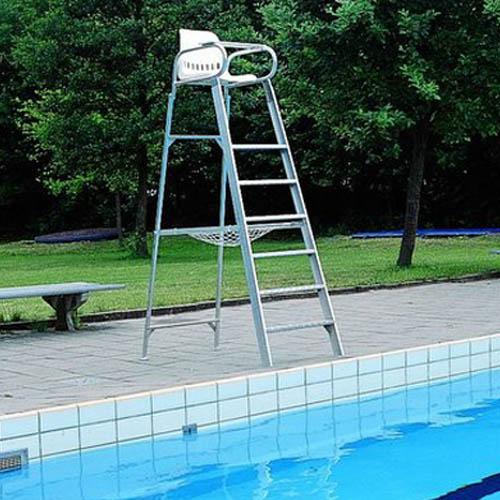 badmeester stoel tweedehands