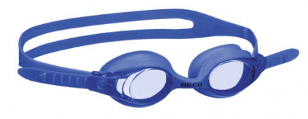 ff1ad63d52c0e4 BECO kinder zwembril Colombo, blauw, 12+